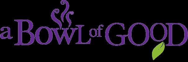 a bowl of good new logo